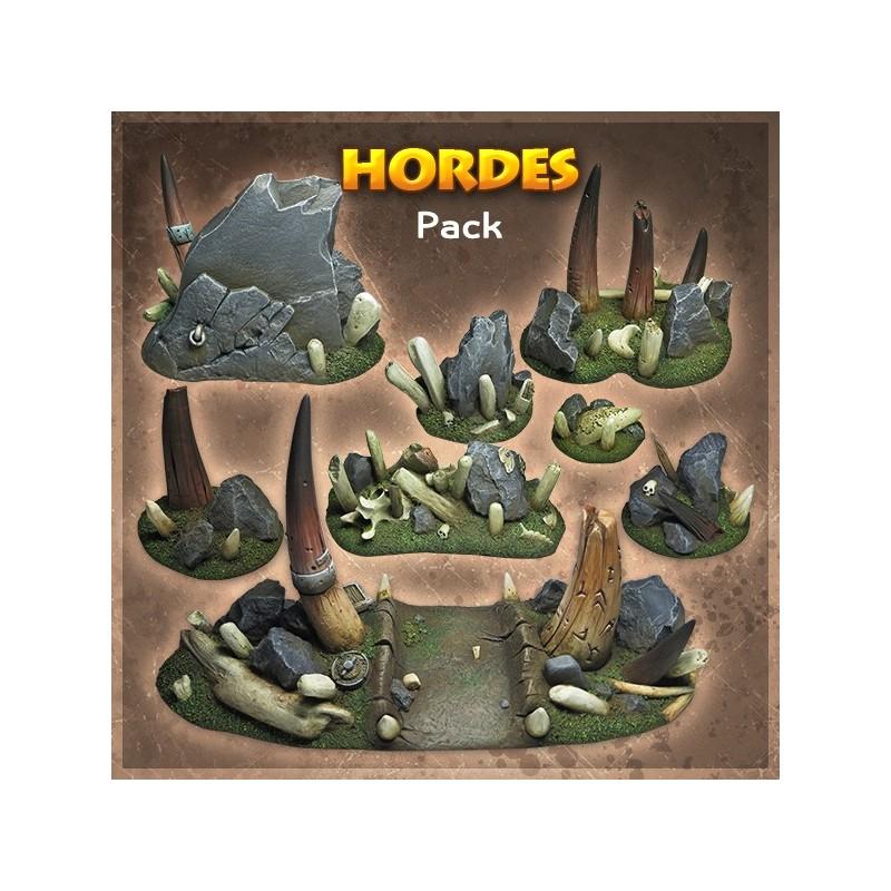 Ensemble Hordes