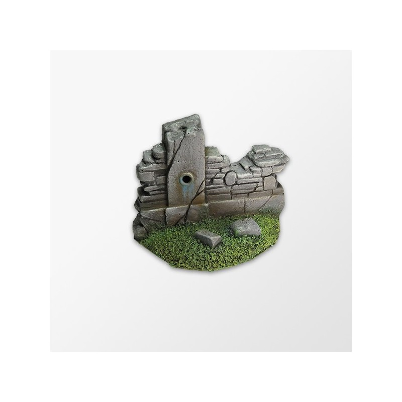 Small ruined wall