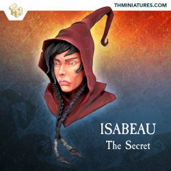 Isabeau the Secret