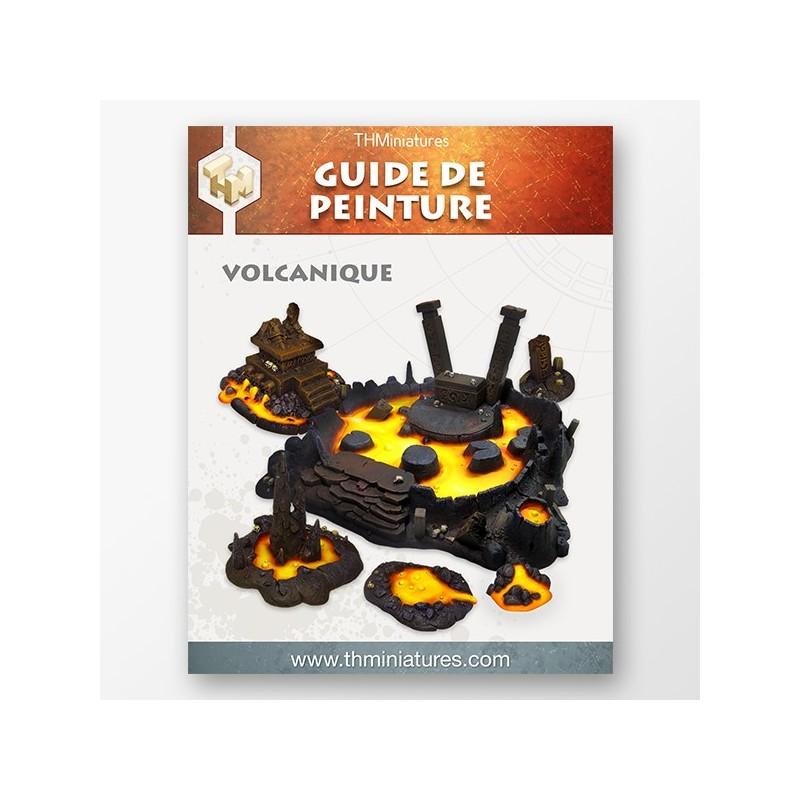 Guide de peinture Volcanique