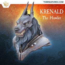 Krenald the Howler, the...