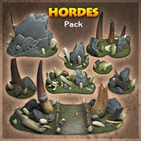 Hordes Complete Set