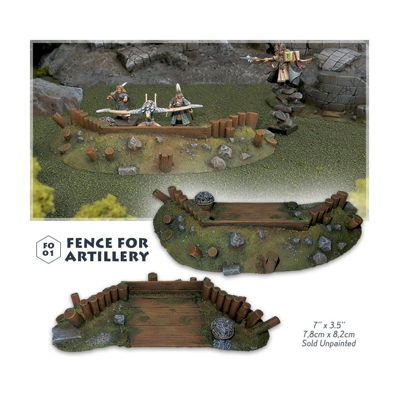 Fence for Artillery