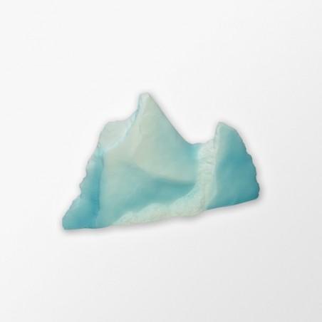 Small ice wall