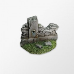 Small ruined wall