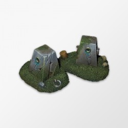 2 Stone blocks