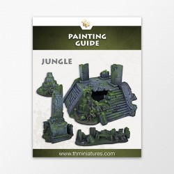 Painting Guide Jungle