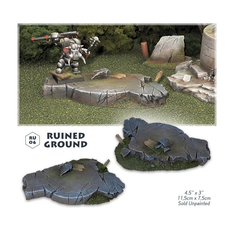 Ruined ground