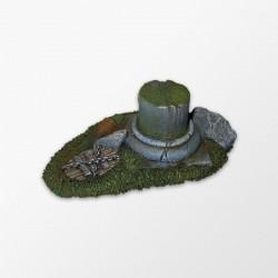 Column base