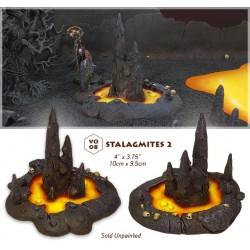 Stalagmites 2